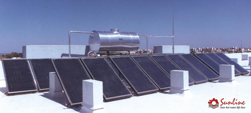 Sunline Solar Water Heater